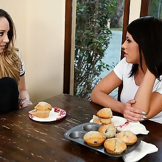 Spanish guy anal devirginized by teen Adriana Chechik