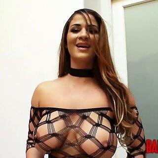 Bamvisions Big Tit Latina MILF Ms Raquel Anal with Mick Blue