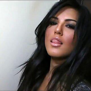 Sunny Leone Schoonheid Rijpevrouw Star