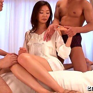 Spoiled Asian slut goes nasty