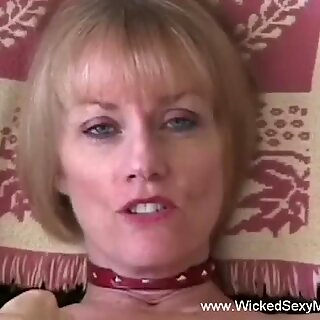 Granny Shows Off Her Stuff For Our Pleasure