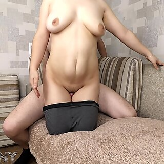 Lets play game! Pussyjob vs Cum panties - xSanyAny