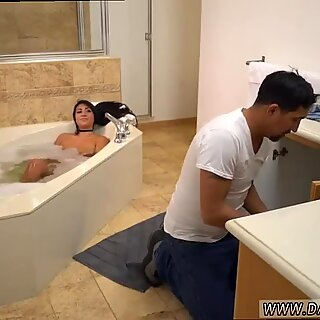 Lexy Bandera get s her pipes cleaned by a hefty cock - Lexy Star