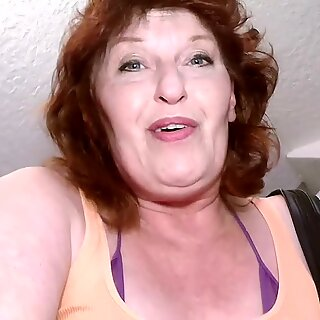 V 340 Nosy neighbor Giantess finds shrunken benjamin