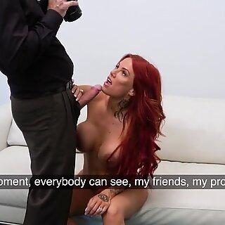 FAKEhub, Jennifer Keellings enjoys big cocks in her pussy