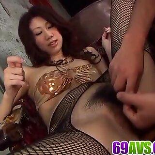 Fuuka Takanashi bloes hard before a wild fuck